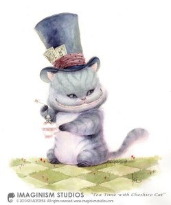 Tea_Time_with_Cheshire_Cat_by_imaginism